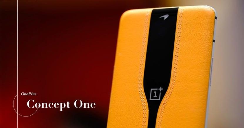 【變色玻璃】相機鏡頭從此消失不見!OnePlus公佈全新概念手機Concept One!