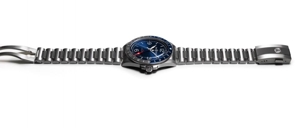 【復古新味】加入商務人仕最愛功能!Bell & Ross為BR V2-93系列腕錶增添最新成員!2
