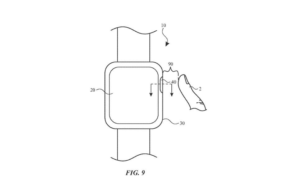 【簡潔主義】將取消實體錶冠設計!下一代Apple Watch將搭載品牌最新專利!1