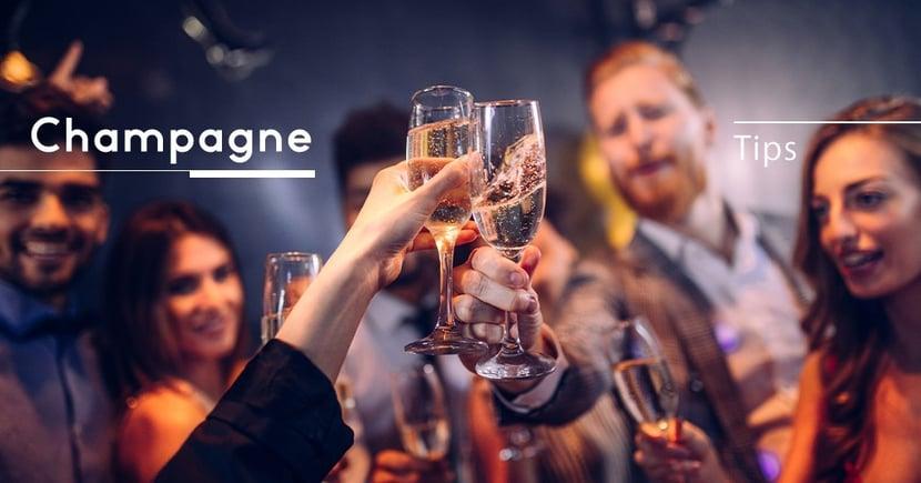 【慶祝必備】你買的真是香檳酒?三種你必須要知道的小知識!