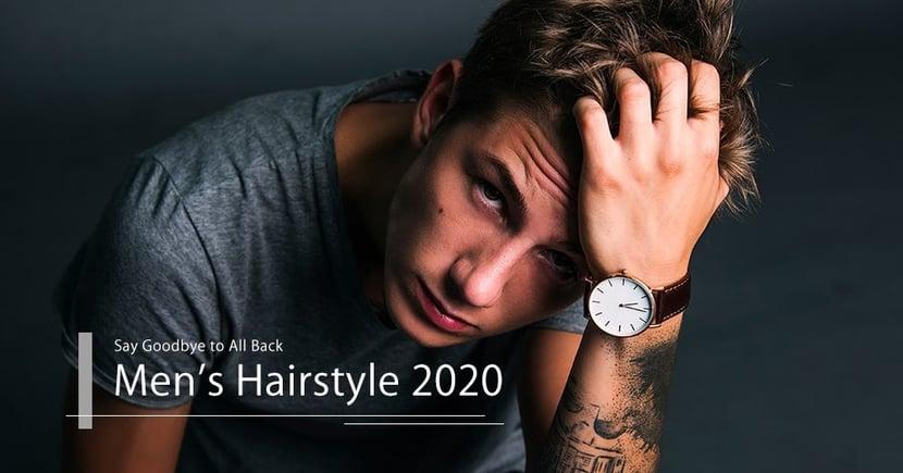 【不羈時代】向All Back說再見!2020年男仕髮型推介!