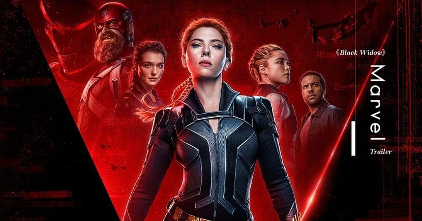 【身世之謎】Marvel公開完整劇情?《Black Widow》最新預告片段繹出!