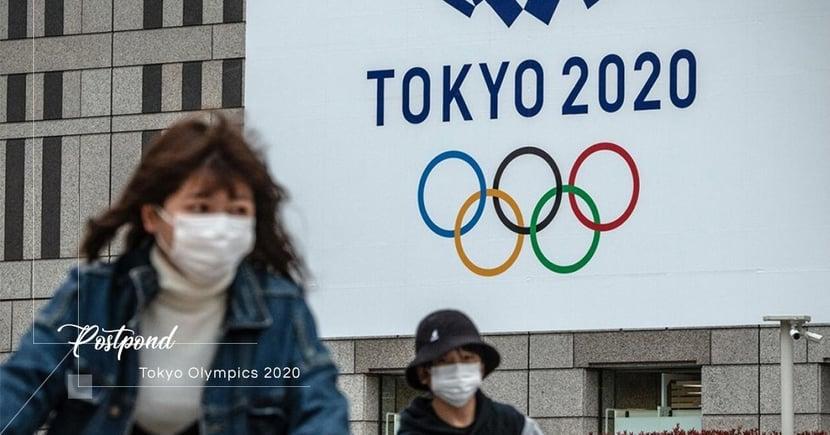 【重大決定】東京奧運延期一年舉行?國際奧委會展開內部會議考慮有關細節!