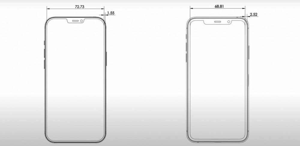 根據工程圖顯示,iPhone 12 Pro將會採用4鏡頭組設計,除了效能增加的三鏡頭外,還將會配備LiFAR光學雷達