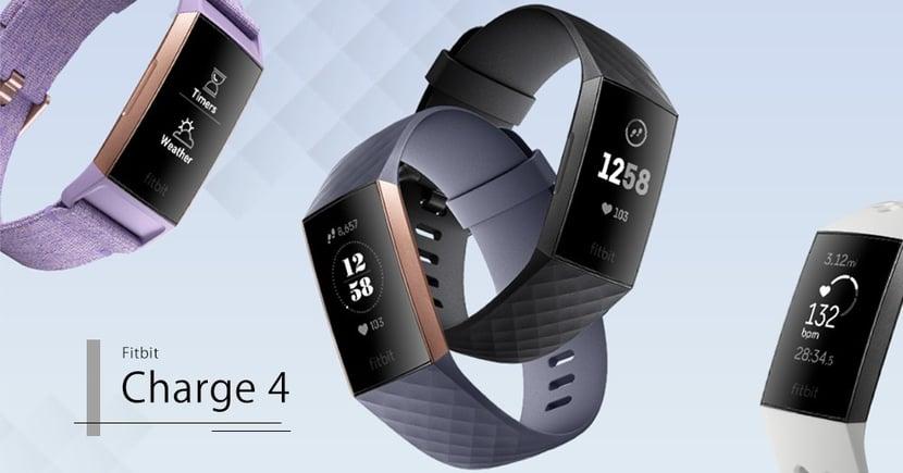 【運動手環】Fitbit收購案後首發產品!Charge 4內置GPS定位功能更全面!