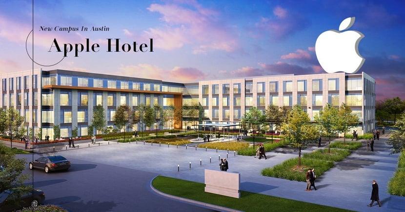 【全新園區】Apple斥資十億美元建首座酒店!你會花費多少錢入住一晚?