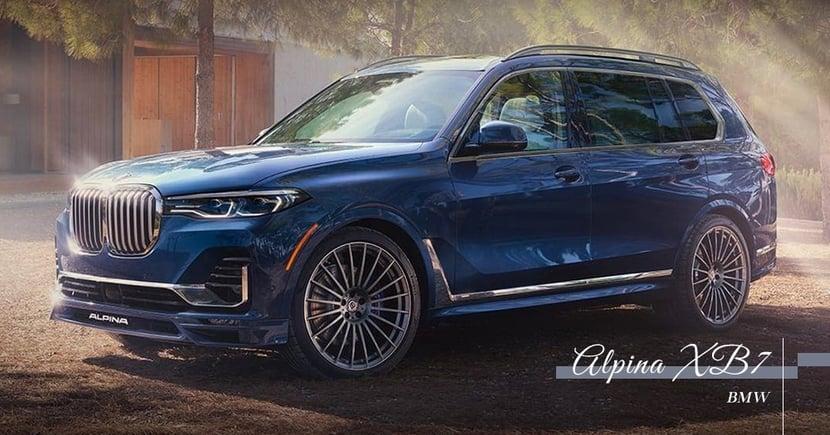 【性能先決】BMW御用改車廠推出強化版X7!Alpina XB7馬力超越六百匹!