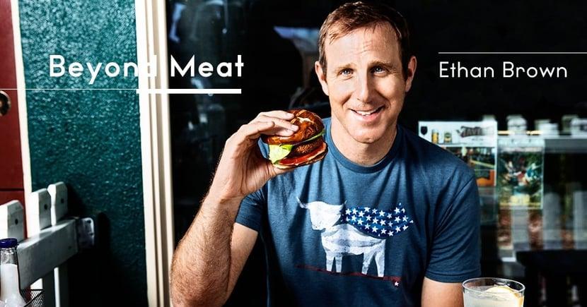 【人造肉品】Beyond Meat是如何吸引Bill Gates注資?品牌背後的偉大理念!