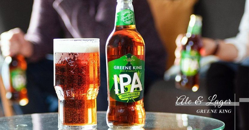 【手工精釀】你真的了解啤酒的種類嗎?連香港首富也愛上的釀酒廠GREENE KING!