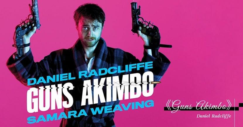 【大相逕庭】Daniel Radcliffe脫離哈利波特的關鍵電影!《Guns Akimbo》瘋狂的展開!