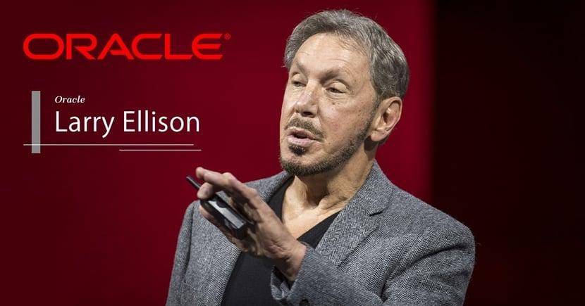 【市場視野】從一事無成到千億身家!矽谷中的傳奇花花公子Larry Ellison!
