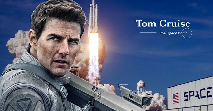 【太空電影】Tom Cruise打到上太空?攜手NASA登上國際太空總站拍攝電影!