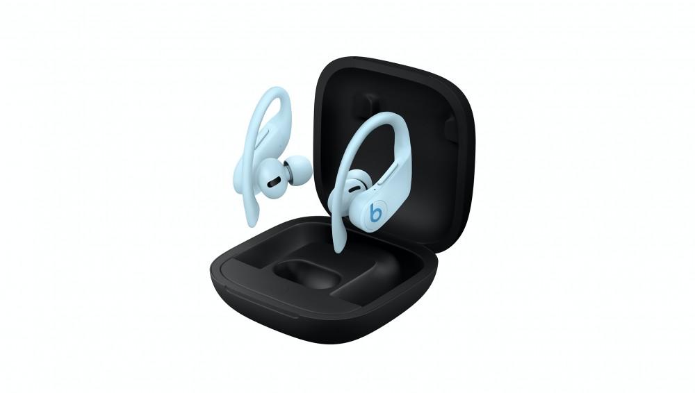 說到AirPods的同時,就不得不提及Apple旗下耳機品牌Beats by Dr. Dre所推出的掛耳式藍牙耳機Powerbeats Pro