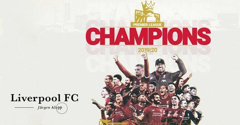 【如願以償】利物浦苦等三十年的英超冠軍!領隊高普含淚向這兩個人道謝!