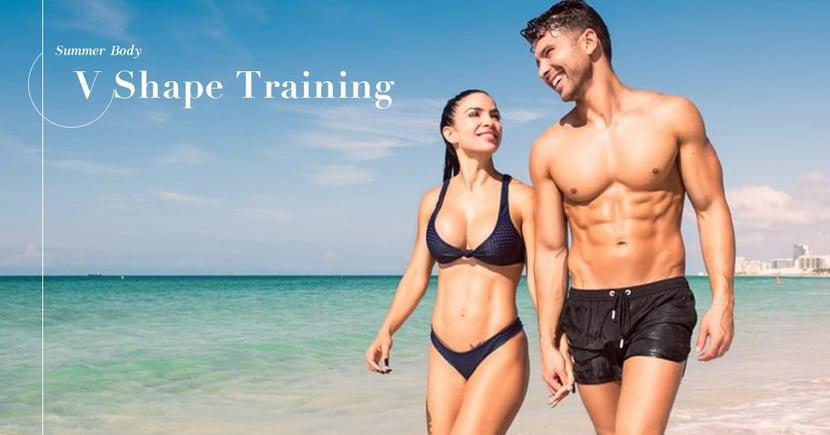 【最後衝刺】兩個月内打造沙灘身型!你必須知道的四個人魚線重點訓練動作!