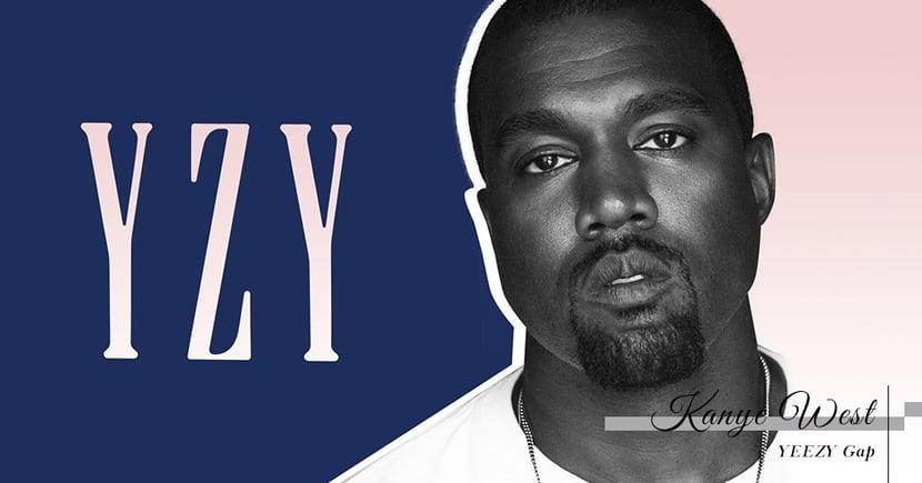 【轉虧為盈】Gap宣佈成功邀請Kanye West助陣!品牌市值暴增三十八億美金!