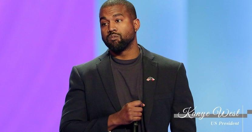 【創造奇蹟】Kanye West宣佈參選美國總統!Elon Musk率先開聲支持!